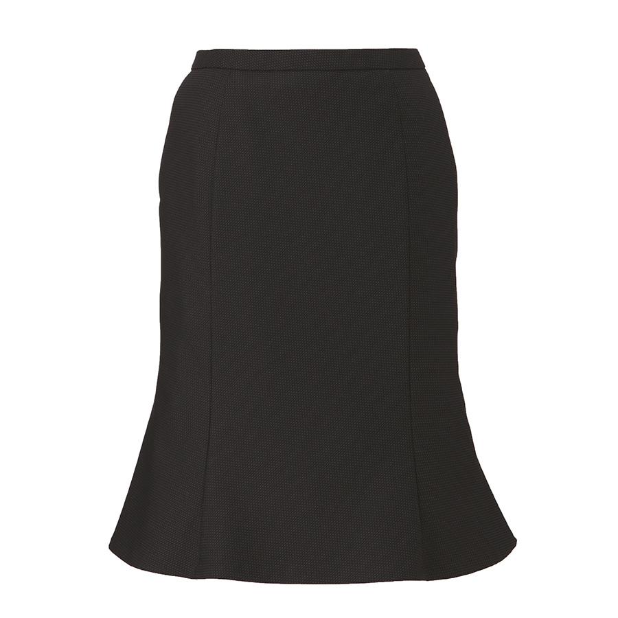 美スラッと(R) Suits2 マーメイドラインスカート EAS−584 10 ブラック
