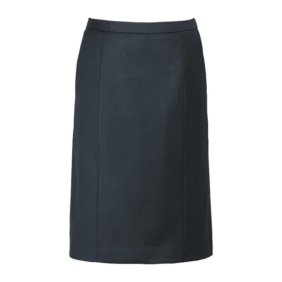 ノンストレスシリーズ セミタイトスカート EAS−652 5 チャコール