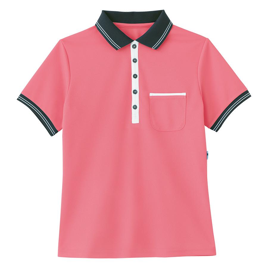 男女共用 ポロシャツ HM−2179 9 チェリーピンク SS〜3L