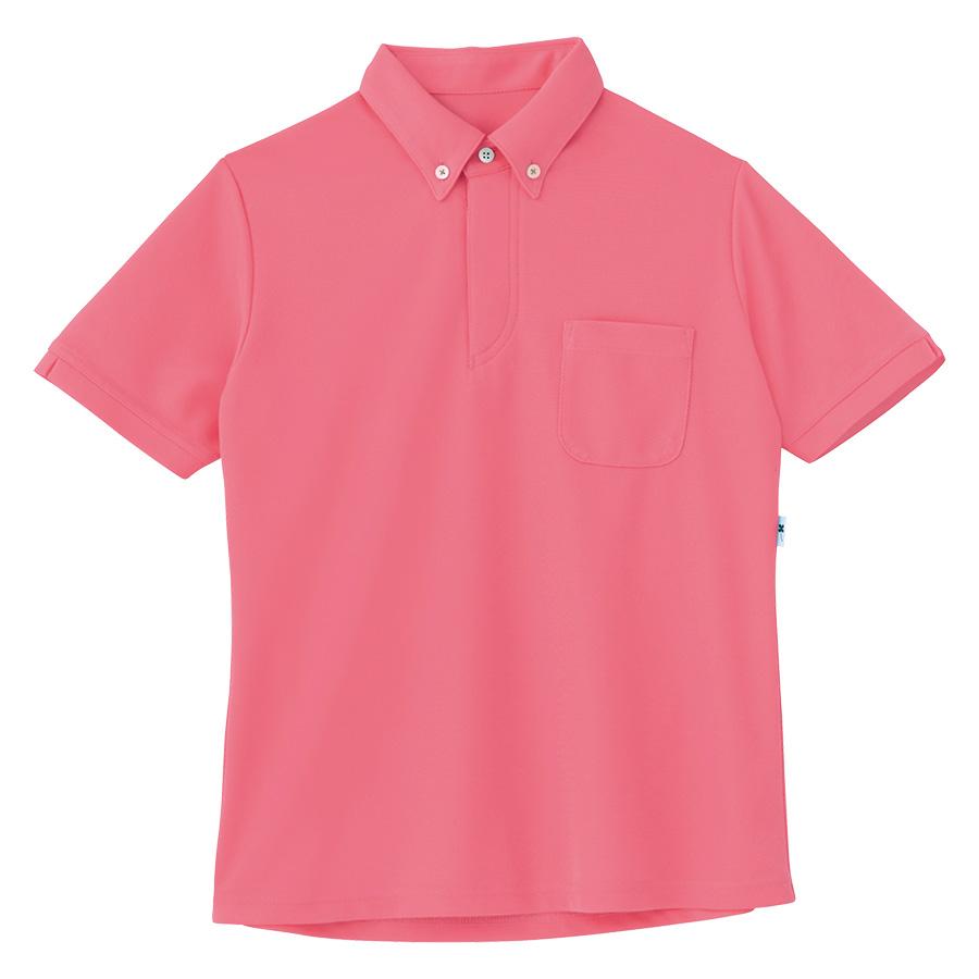 男女共用 半袖プルオーバー HM−2189 9 チェリーピンク SS〜3L