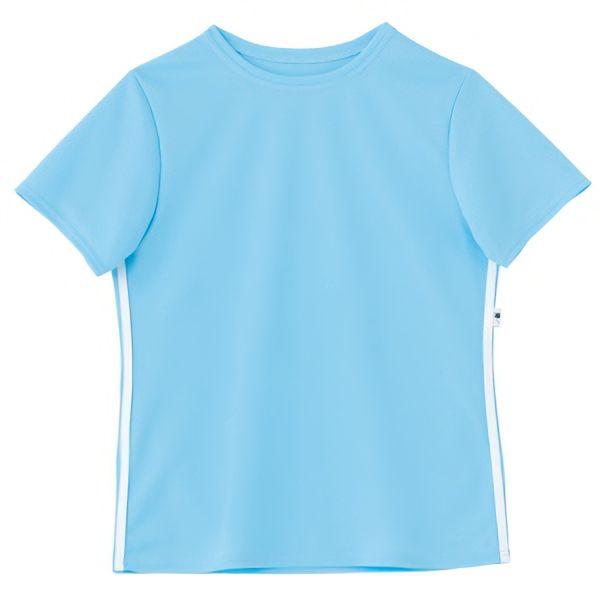 男女共用 Tシャツ HM−2199 6 アクアブルー SS〜3L