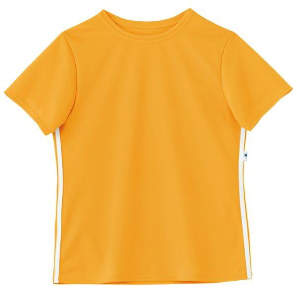男女共用 Tシャツ HM−2199 14 オレンジ SS〜3L
