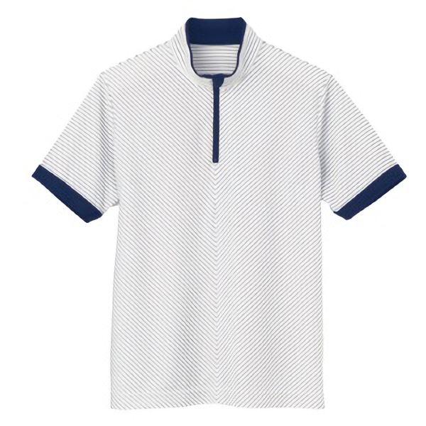 男女共用 半袖プルオーバー HM−2309 2 ブルーベリー SS〜3L