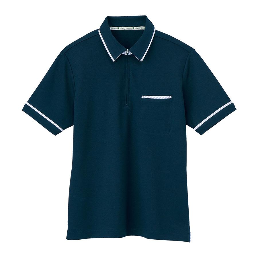 男女共用 半袖プルオーバー HM−2329 2 ブルーベリー SS〜3L