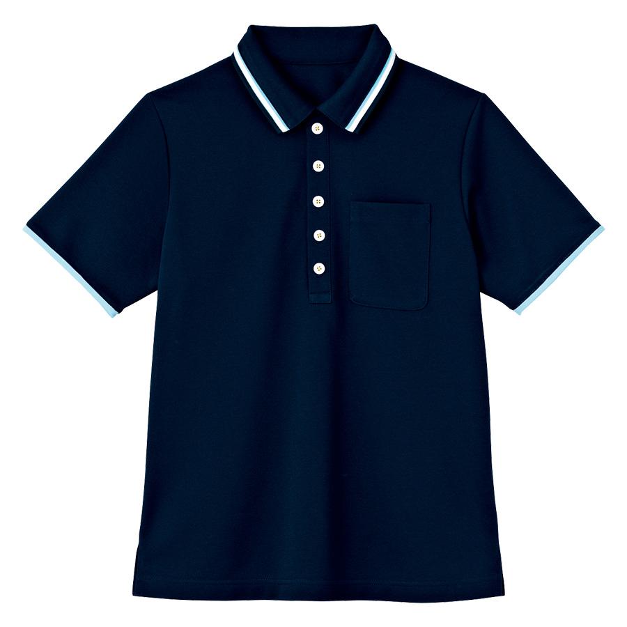 男女共用 半袖ポロシャツ HM−2439 2 星空 4L・5L