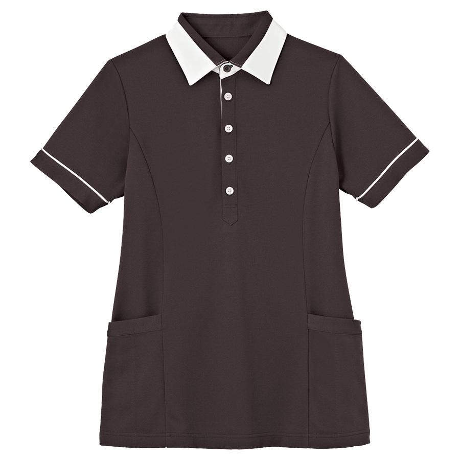 男女共用 半袖プルオーバー HM−2449 3 大地 SS〜3L