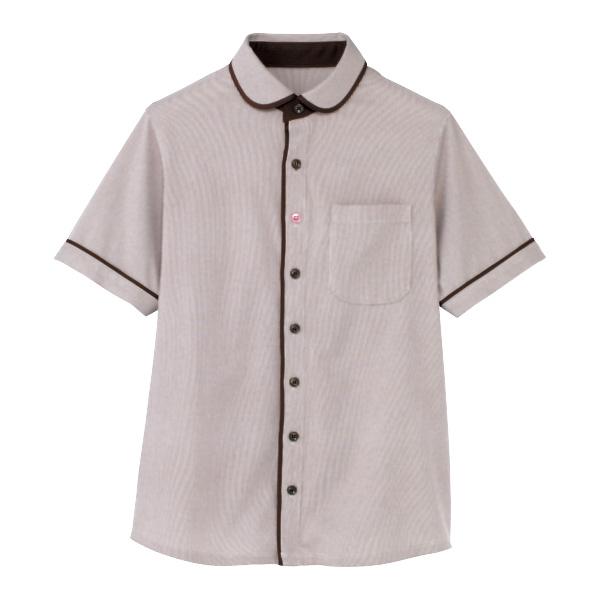 男女共用 半袖ニットシャツ HM−2659 3 バーレル (SS〜3L)