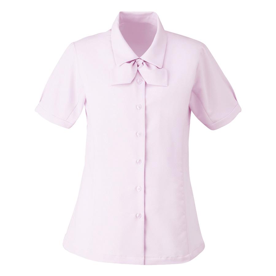 ブラウス (半袖) ESB−406 9 ピンク