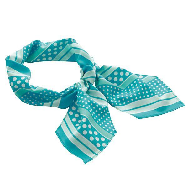 スカーフ EAZ−328 6 ブルー系