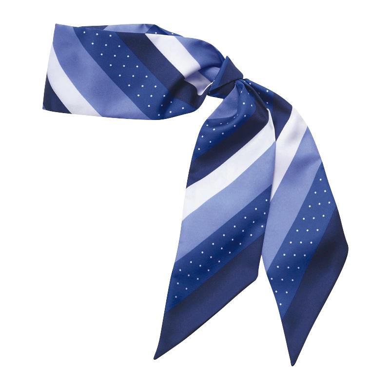 スカーフ EAZ−390 6 ブルー