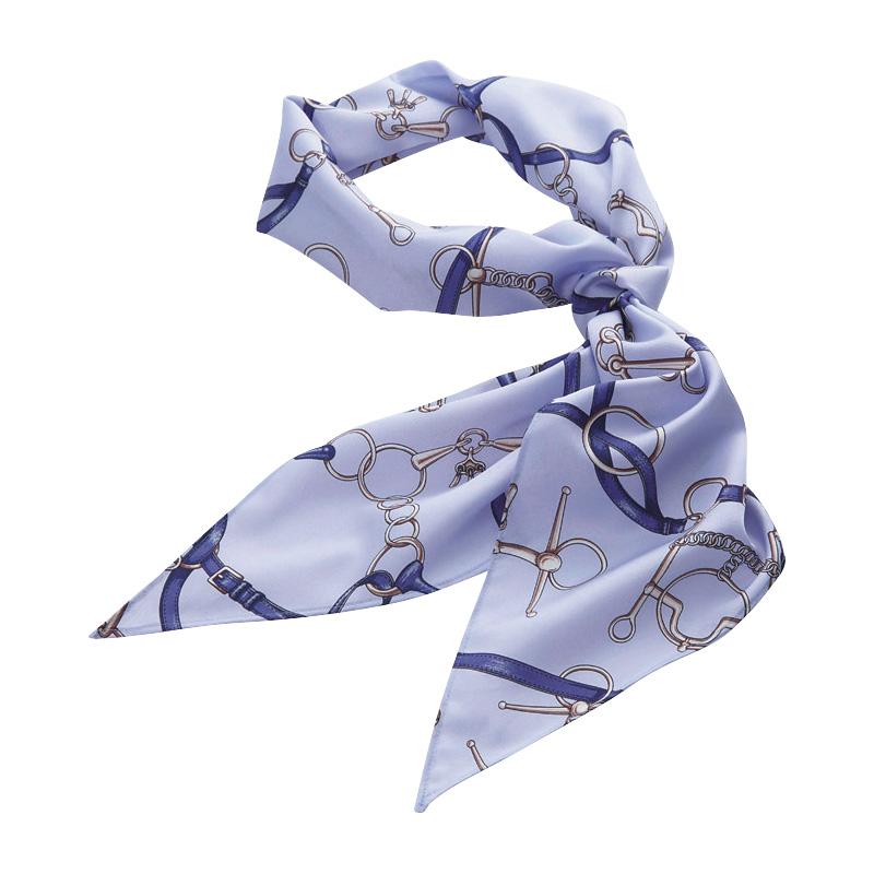 スカーフ EAZ−391 6 ブルー