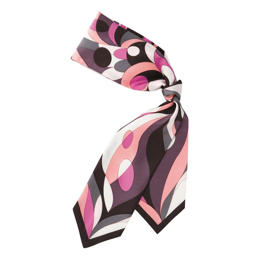 スカーフ EAZ−445 9 コーラルピンク