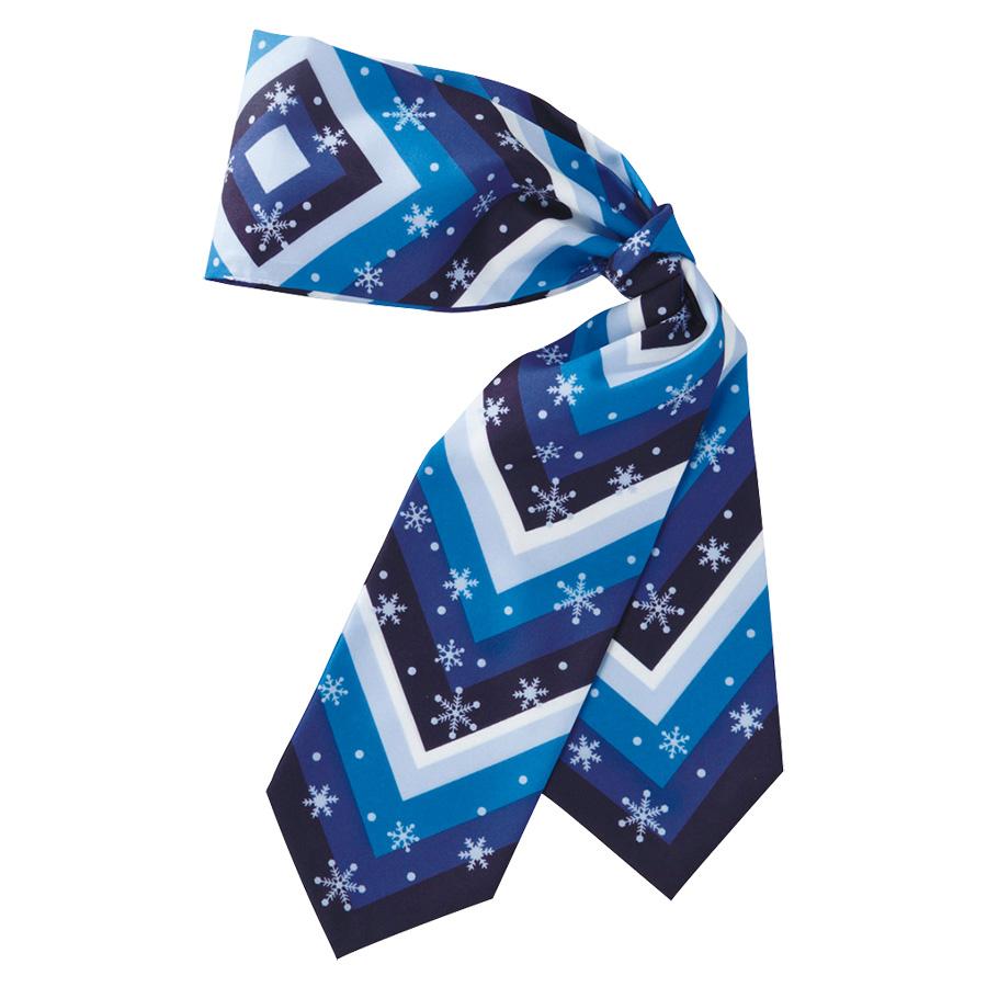 スカーフ EAZ−446 6 ブルー