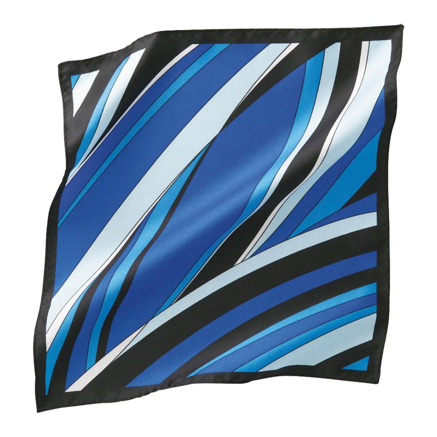 ミニスカーフ EAZ−603 6 ブルー