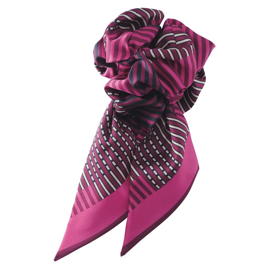 コサージュミニスカーフ EAZ−561 9 ピンク