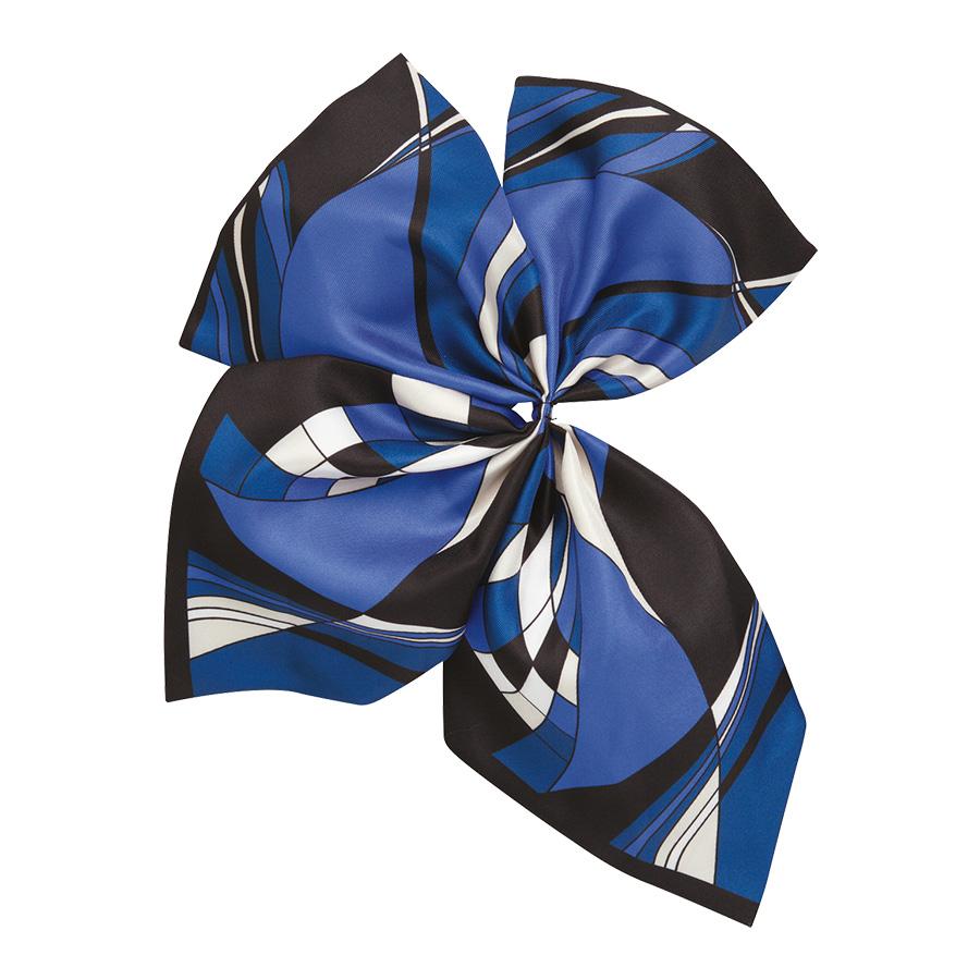 ミニスカーフ EAZ−541 6 ブルー