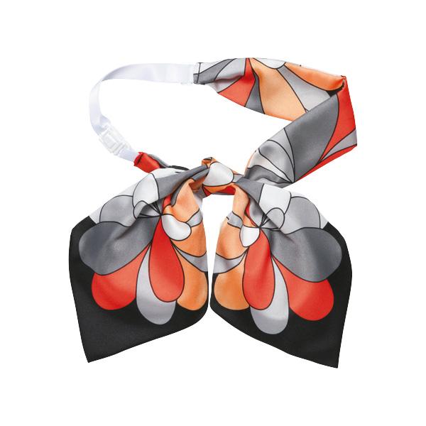 アスコットスカーフ EAZ−538 14 オレンジ
