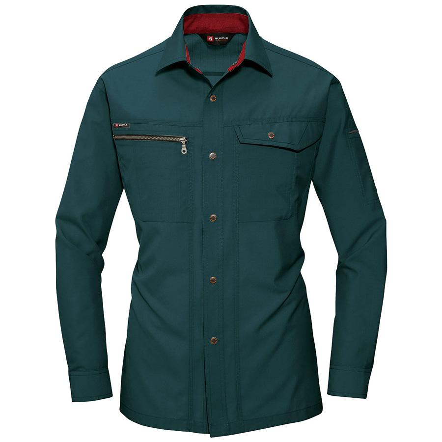 長袖シャツ 9063−13 デューク (4L)