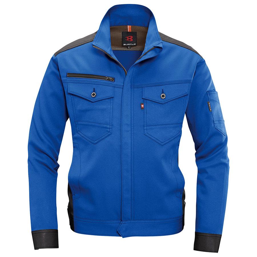 ジャケット ユニセックス 9071−42 ロイヤルブルー (SS〜3L)