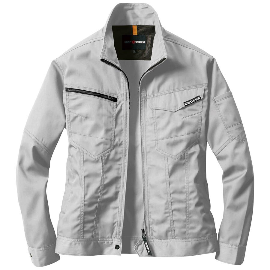 ジャケット ユニセックス 1701−5 シルバー (4L)