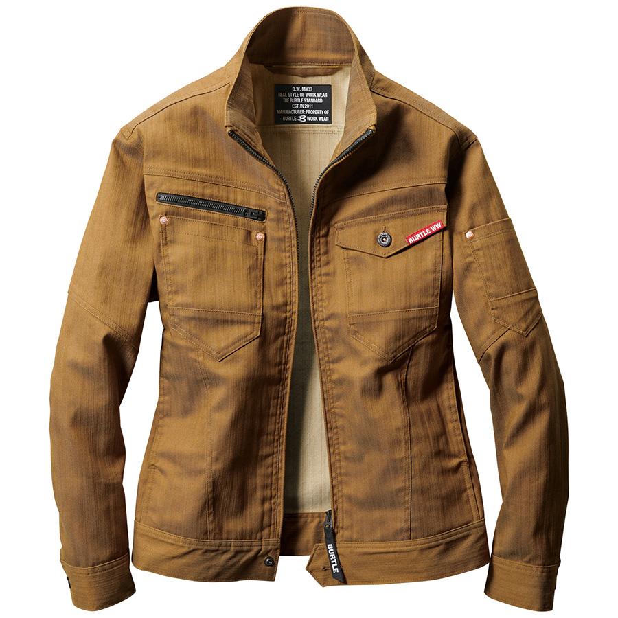ジャケット ユニセックス 1801−62 アーバンブラウン (4L)