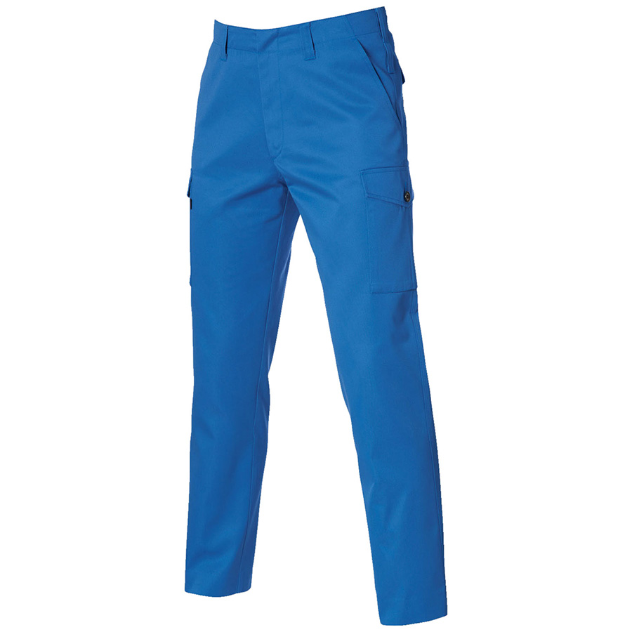 カーゴズボン 1611K−40 ブルー (105〜115)
