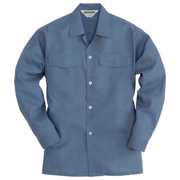 オープンシャツ 2520OP−50 グレー (S〜3L)