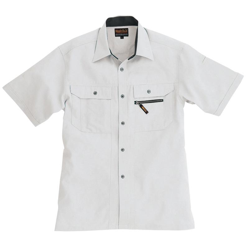 半袖シャツ 7035−2 シェル (4L)