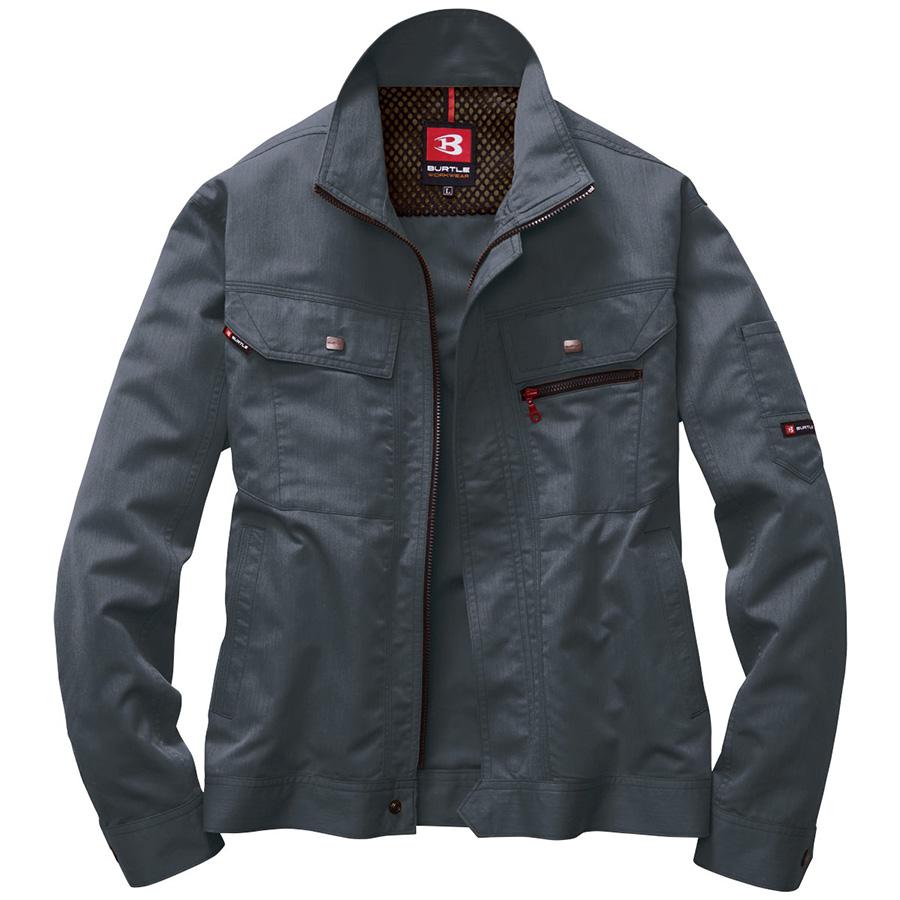 ジャケット 8061−53 ストームグレー (5L)