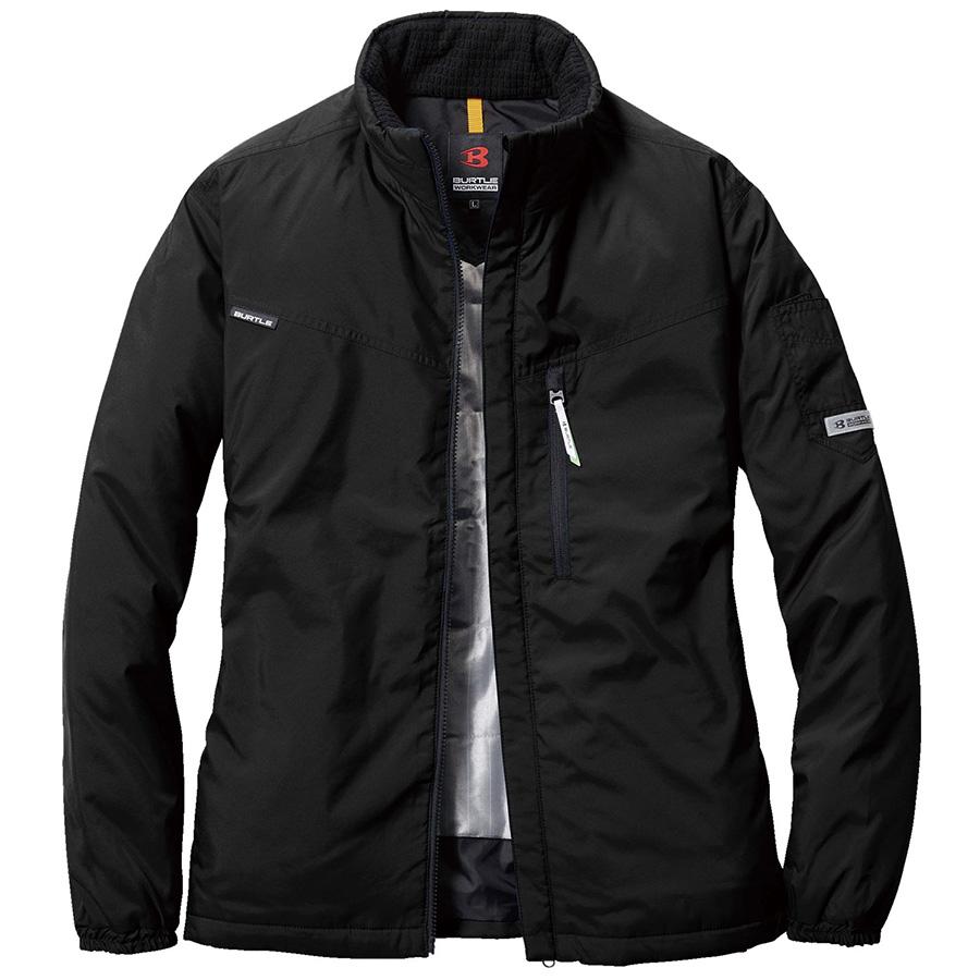 軽防寒ジャケット ユニセックス 3180−35 ブラック (5L)