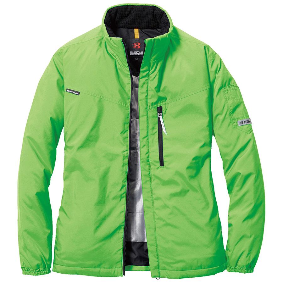 軽防寒ジャケット ユニセックス 3180−80 ライム (5L)
