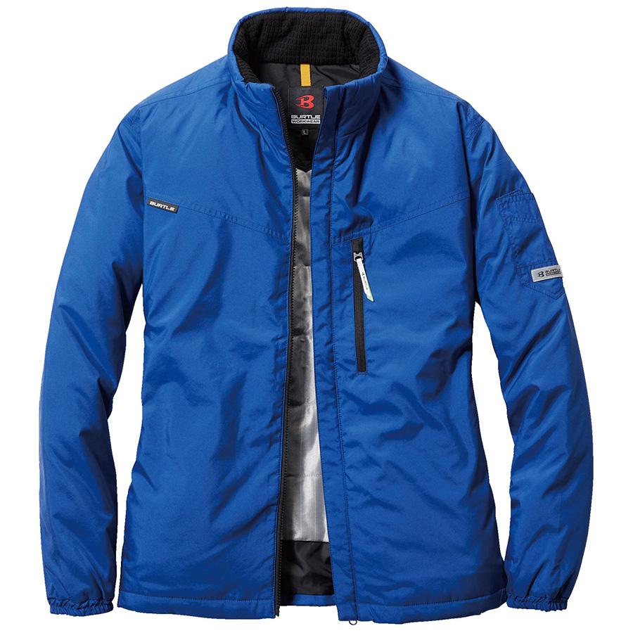 軽防寒ジャケット ユニセックス 3180−42 ロイヤルブルー (SS〜3L)