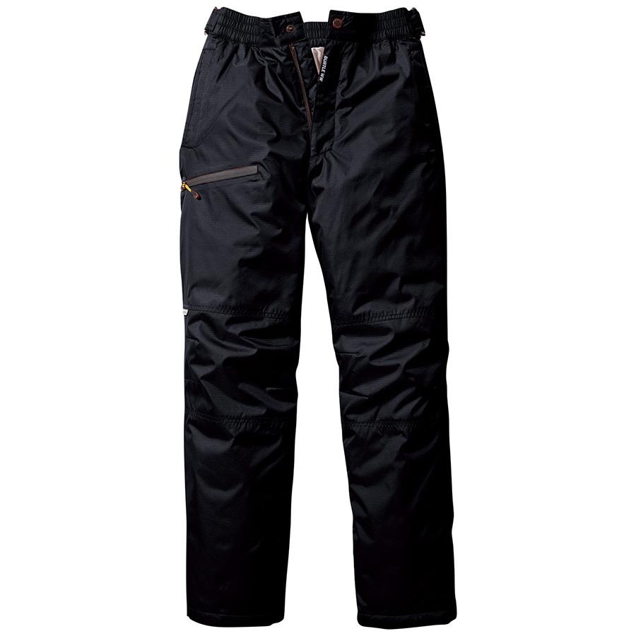 防寒パンツ 7212−35 ブラック (S〜3L)