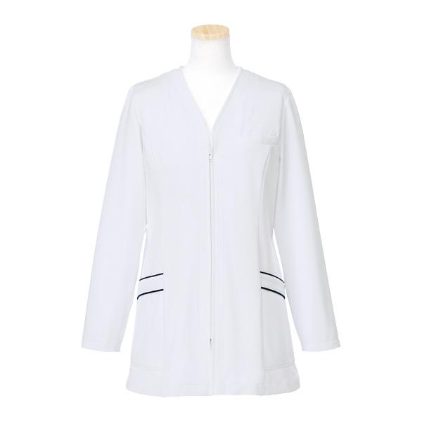 ライトジャケット R1745−21 レディース ホワイト (S〜4L)