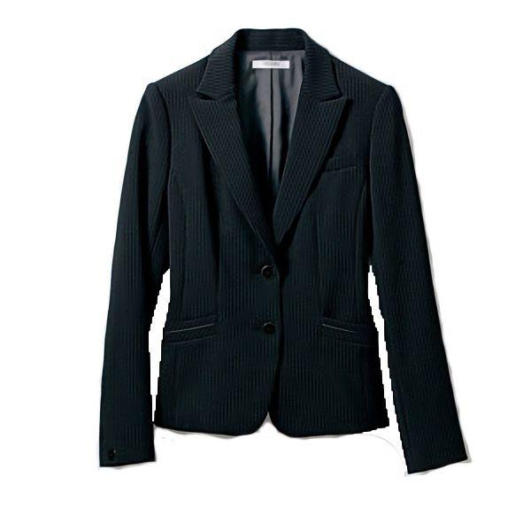 長袖ジャケット 24520 ブラック (5〜15号)