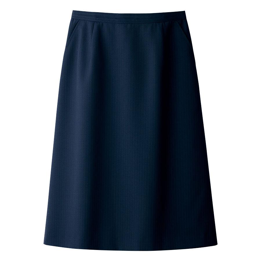 TioTioプレミアム マーメイドスカート (55cm丈) 16451 ブラックネイビー (21・23号)