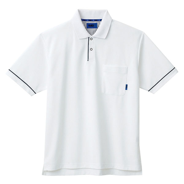 ユニセックス ポロシャツ 65048 ホワイト 4L