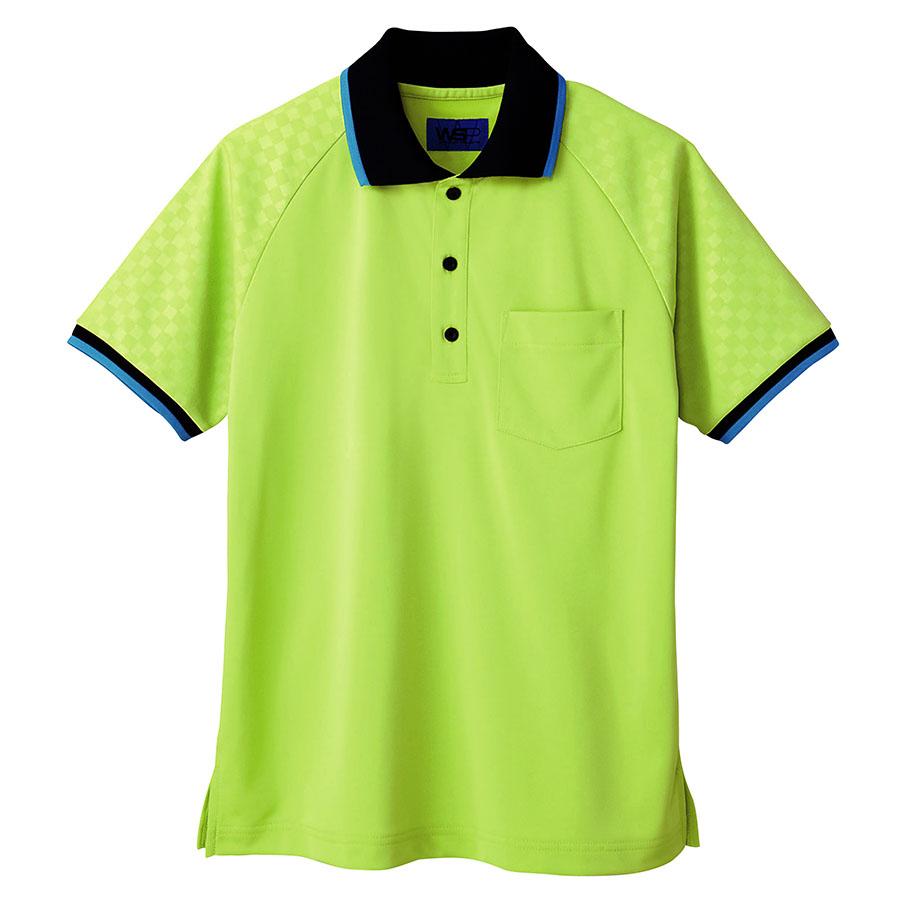 ユニセックス ポロシャツ 65355 グリーン