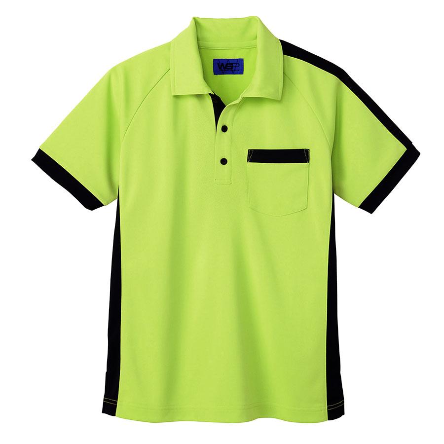 ユニセックス ポロシャツ 65365 グリーン 4L