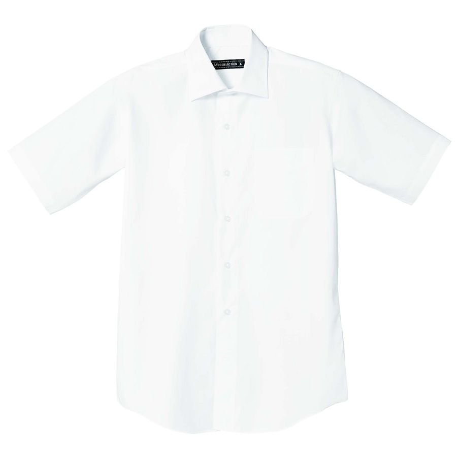半袖シャツ 1629 01 ホワイト