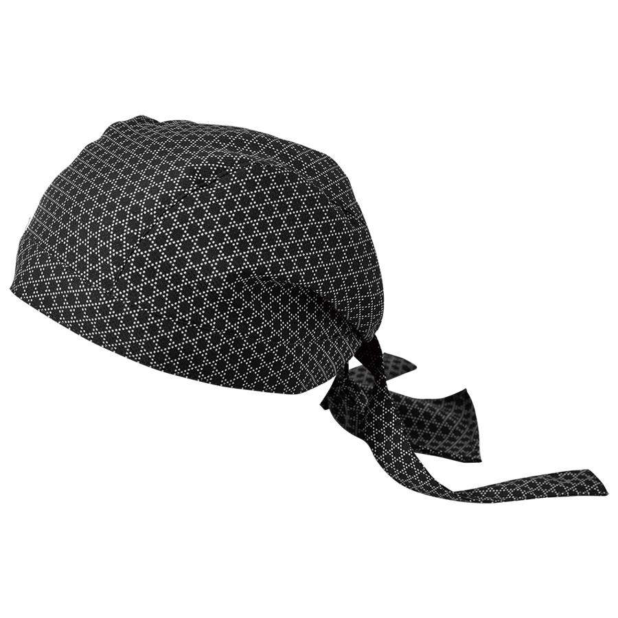 バンダナ帽 6100 62 カゴメ柄