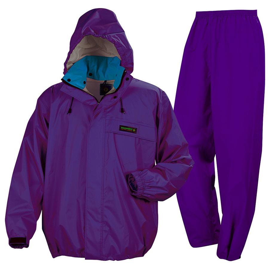 雨衣 オールマインドスーツ #3250 パープル