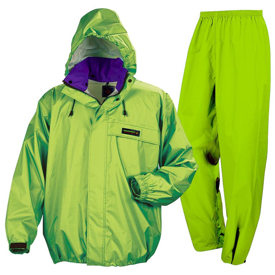 雨衣 オールマインドスーツ #3250 Fグリーン