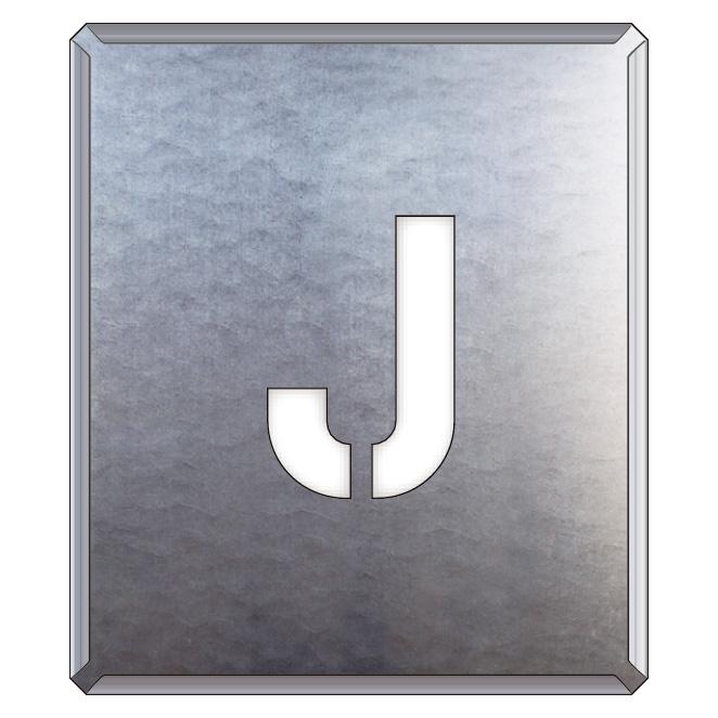 349−24A 吹付け用プレート J