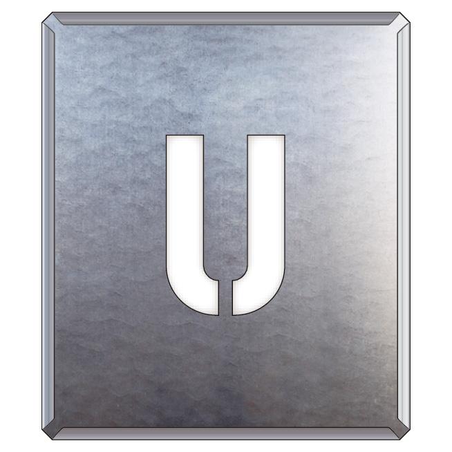 349−35A 吹付け用プレート U
