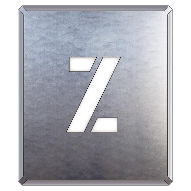 349−40A 吹付け用プレート Z