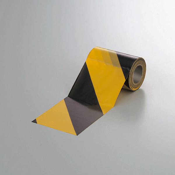 トラテープ 374−04 90幅×10m 斜めトラ