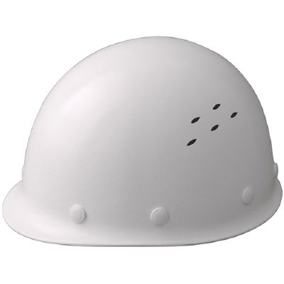 ヘルメット SC−MV RA スーパーホワイト ※受注生産