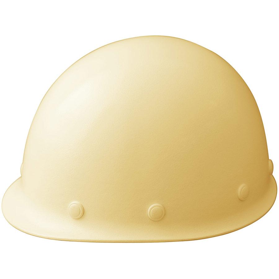 軽量ヘルメット SC−LM RA KP付 クリーム