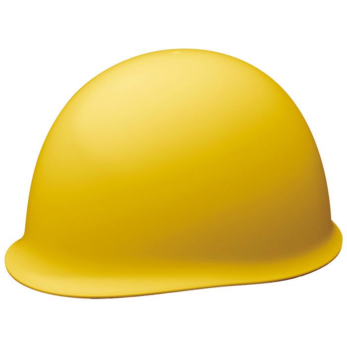 ヘルメット SC−MB RA KP付 イエロー
